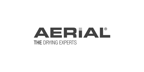 Aerial - The Drying Experts.