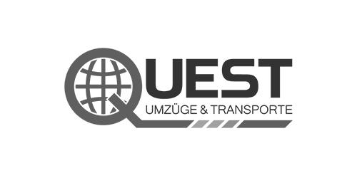 Quest Umzüge und Transporte – Wir bringen's einfach.