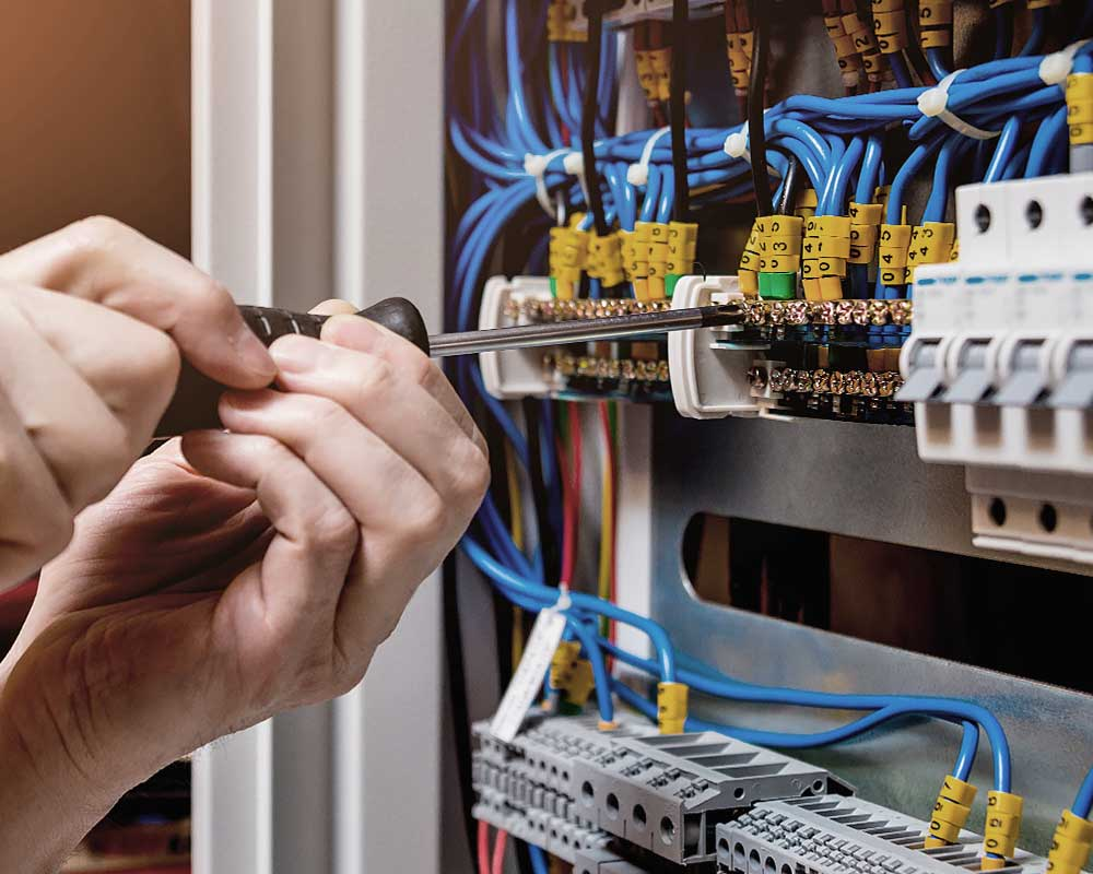 Webseiten für das Handwerk – Elektriker und Elektroinstallateure.