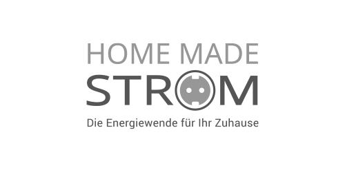 Home Made Strom – Die Energiewende für Ihr Zuhause.