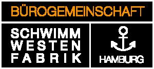 Logo Schwimmwestenfabrik Hamburg